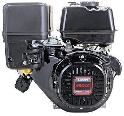 Loncin 13 hp Singolo Cilindro 4 Tempi Raffreddato ad Aria Motore G390FP