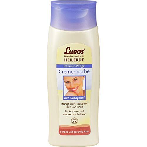 Luvos Heilerde Intensiv-Pflege Cremedusche mit Orangenöl, 200 ml Gel