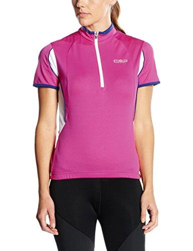 CMP Rad Trikot - Maillot de ciclismo, color rosa, talla 44
