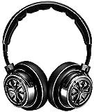 1MORE Triple-Driver HiFi Auriculares On-Ear Hi-Res Audio con Cable, Negro / rojo (1MEJH0006)
