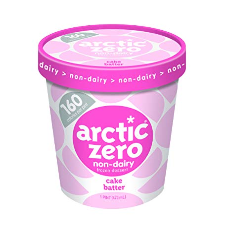 ARCTIC ZERO Fit Frozen Desserts - 6 Pack - Hint of Mint and Simply Strawberry Creamy Pints