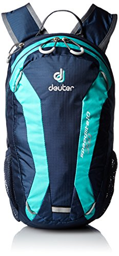 Deuter Speed Lite 10 - Ultralight 10-Liter Hiking Backpack (Apple/Arctic, 10 Liter)