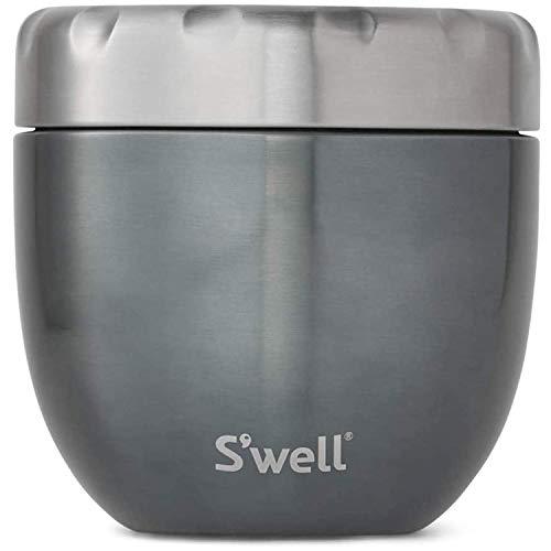S'well Unisex– Erwachsene Lebensmittelbehälter, Blue Suede, 636mL