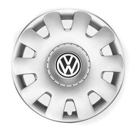 Original VW Radkappen Satz 15 Zoll Golf Bora Polo Beetle Radzierblenden 4X Kappen 1J0071455