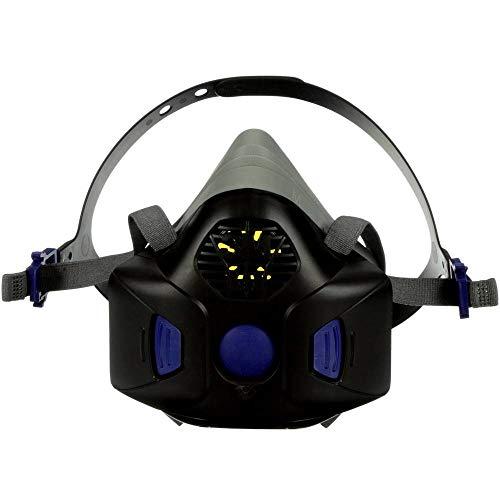 3M HF-802SD Atemschutz Halbmaske ohne Filter Größe: M