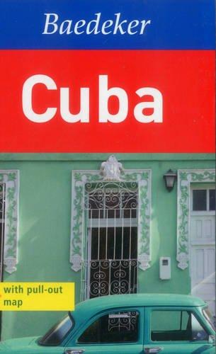 Cuba Baedeker Guide (Baedeker Guides)