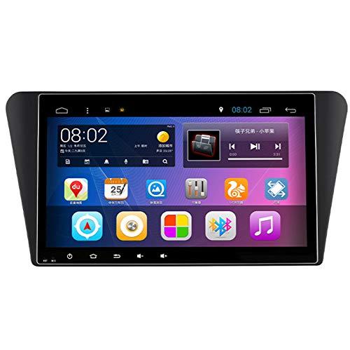 Android 2.5D Pantalla Táctil Estéreo Para Automóvil Radio De Navegación Por Satélite FM AM DVD Control Del Volante Reproductor De Multimedia WIFI Bluetooth Navegación GPS -(Color:4 core 4G+WIFI 2+32G)