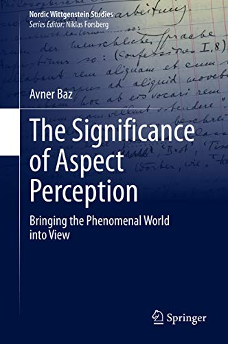 Book Cover for The Significance of Aspect Perception : Bringing the Phenomenal World into View