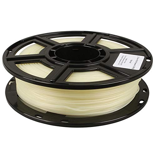 3D Printer Filament 1.75mm, PVB Water-soluble Filament 0.5kg, Perfectly Soluble in Water