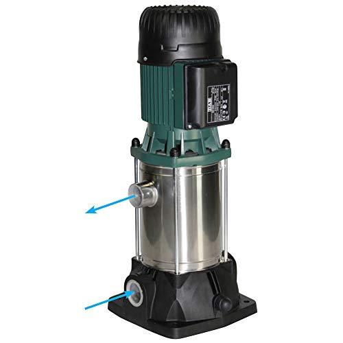 DAB - Bomba de agua KVCX70120T 3 kW hasta 12 m3/h trifásica 380 V