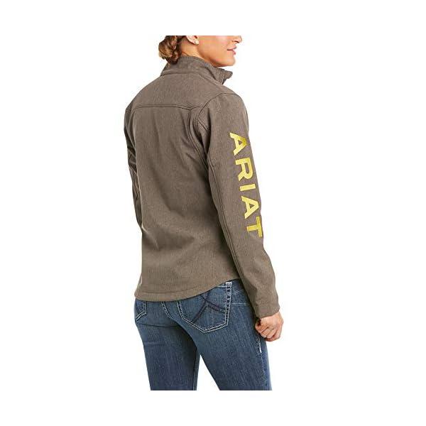 Ariat Women's New Team Softshell Jacket