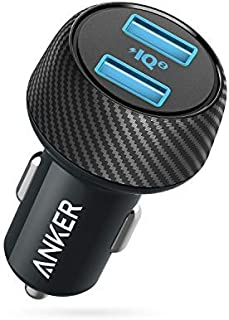 USB C Car Charger MacBook Pro//Air 2018 and More iPad Pro 2 Port USB Car Charger with one 30W Power Delivery Port for iPhone Xs//Max//XR//X//8 LG Anker 42W PowerDrive Speed+ Duo Galaxy S10//S9//S8