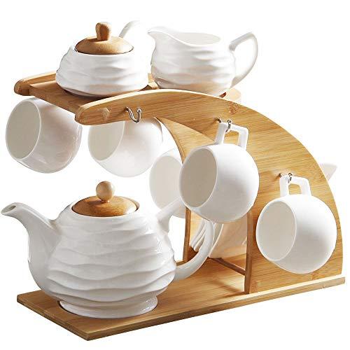 RXM creatieve thee van keramiek, koffiekop set voor woonkamer keuken Afternoon Tea