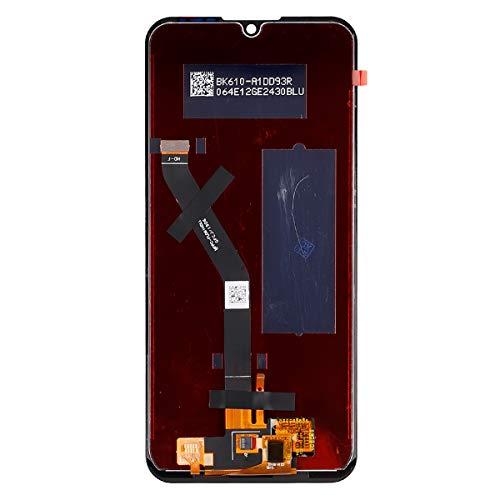 swark LCD Display Kompatibel mit Huawei Y6 2019 MRD-LX1F, MRD-LX1, MRD-LX3 Y6 Prime 2019 Y6 Pro 2019 MRD-LX2 Schwarz (ohne Rahmen) LCD Display Touchscreen Bildschirm Digitizer Assembly Glas + Tools