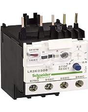 Schneider Electric LR2K0308 Tesys K Relés Térmicos Diferenciales, 1,8.2,6, Clase 10A