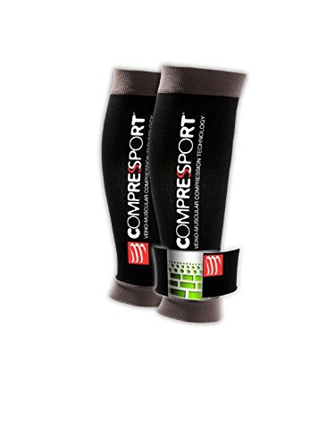 COMPRESSPORT Calf R2 - Calentadores de...