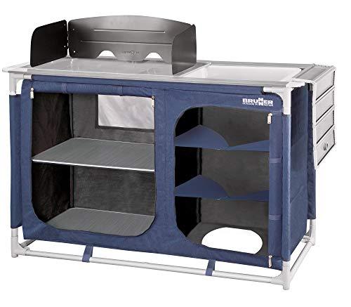 BRUNNER Campingschrank Mercury CTW blau