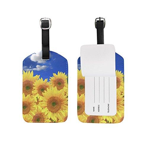 Bright Smile - Etiquetas para equipaje (1 unidad)