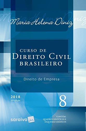 Curso de Direito Civil Brasileiro 8. Direito de Empresa