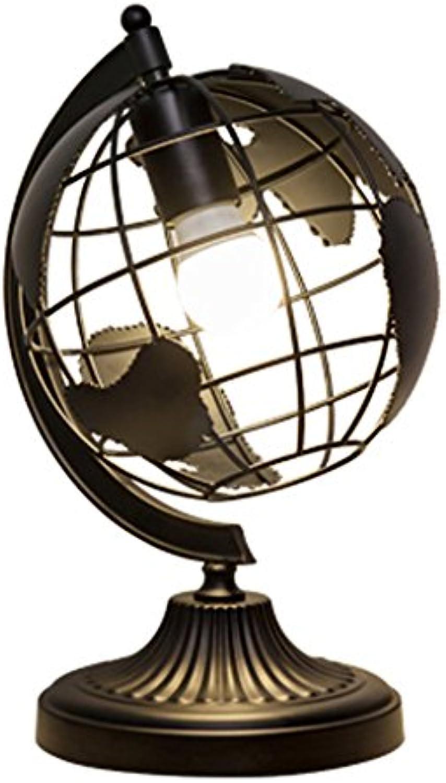 Kreatives modernes minimalistisches geführtes Augen-Kugel-Lampen-Schlafzimmer Headboard-künstlerische Persnlichkeits-Schreibtisch-Lampe (Farbe   schwarz)