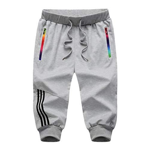 Pantalones Cortos Para De Cortos Hombres Pantalones Raya Pantalones Mode De Marca...