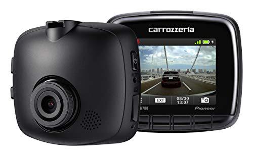 カロッツェリア(パイオニア) ドライブレコーダー VREC-DH700 300万画素 3M高画質/WDR/GPS/Gセンサー/対角132º/駐車監視/危険挙動録画/デュアルカメラ対応 VREC-DH700