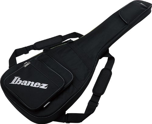 Ibanez IBB510-BK schwarzes Powerpad Gigbag für E-Bass