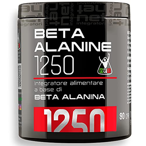 Net BETA ALANINE 1250 90 compresse Integratore Per Acido Lattico
