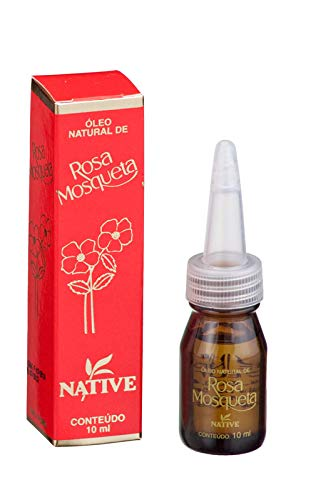 Óleo de Rosa Mosqueta 10ml, Native, Amarelado