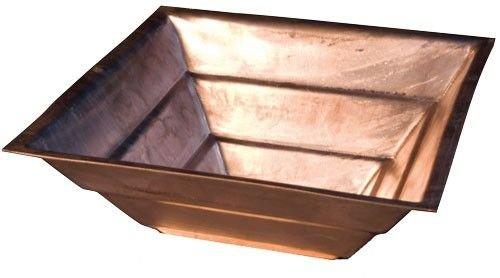 Agnihotra-Kupferpyramide 15,5 cm Esoterik günstig kaufen online