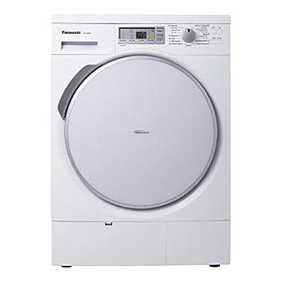 Panasonic NH-P8BH1WGB 8kg Freestanding Condenser Tumble Dryer With Heat Pump And Sensor Drying White