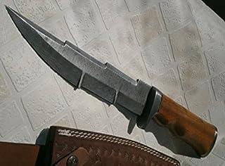 REG-197-180, Handmade Damascus Steel 13.5 inches Hunting...