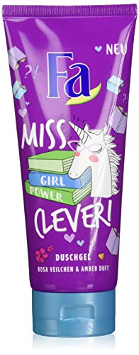 FA Duschgel Girl Power Collection Miss Clever, 1er Pack (1 x 200 ml)