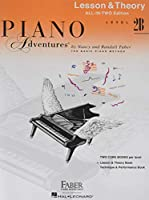 Piano Adventures: Level 2B Lesson And Theory Book - International Anglicized Edition (Book Only)