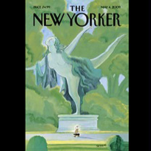 Couverture de The New Yorker, May 4th, 2009 (Hendrik Hertzberg, Philip Gourevitch, Gail Hareven)