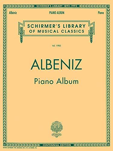 Piano Album: Piano Solo (Schirmer's Library of Musical Classics): Schirmer Library of Classics Volume 1985 Piano Solo