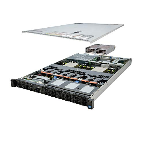 DELL PowerEdge R620 Server 2.60Ghz 16-Core 128GB 2X New 500GB SSD (Renewed)
