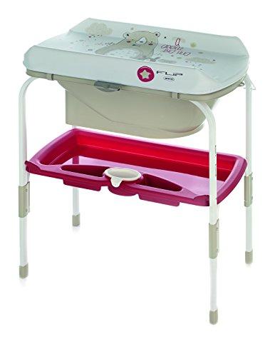 Bañera cambiador para bebés Jané plegable