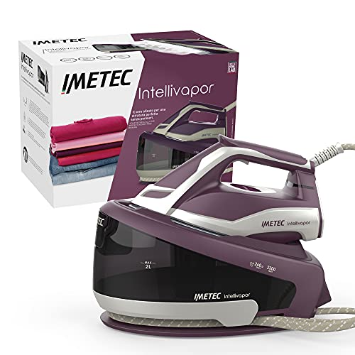 Imetec Intellivapor PS3 3000 Sistema estirante