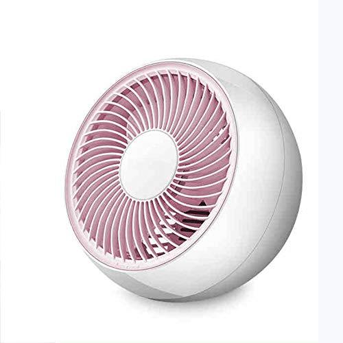 FUFU Climatizadores evaporativos Ventilador de escritorio personal, ventilador de enfriamiento de mesa de escritorio portátil de 2 velocidades, viento fuerte, operación silenciosa, para el viaje al ai