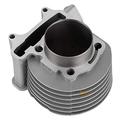 Kit de cilindro de 2,4 pulgadas y 61 mm, cilindro de gran calibre duradero 180CC para motores de scooter GY6-1P52QMI / GY6-1P57QMJ de 125cc / 150cc para piezas de repuesto