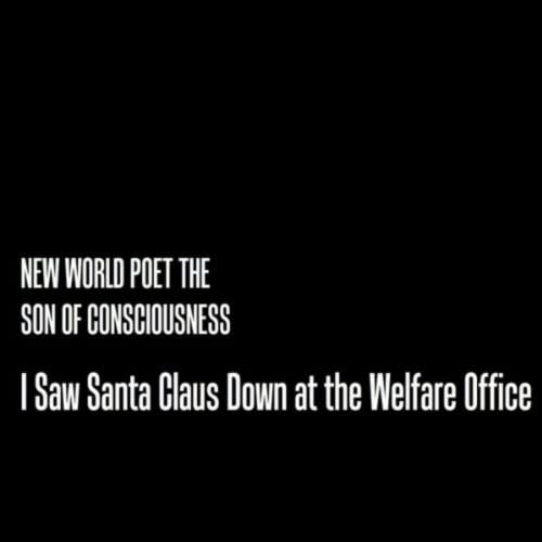 New World Poet the Son of Conscienceness
