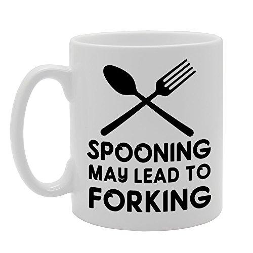 MG280 SPOONING kan leiden tot het vormen van nieuwigheid Gift Gedrukt Thee Koffie Keramische Mok