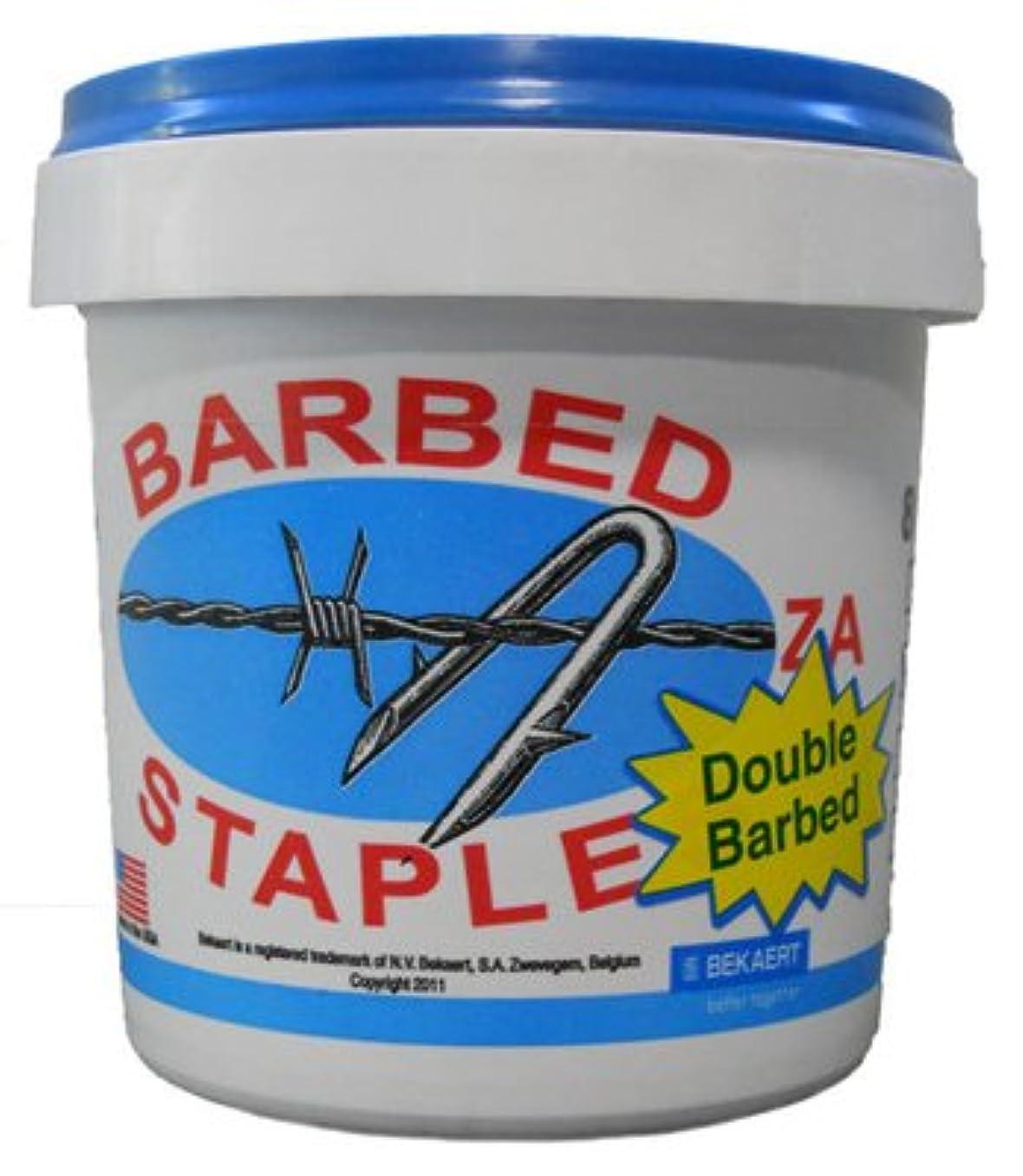 Beckett Corporation BEKAERT 187244 Fence Staples, 8 lb/1.75