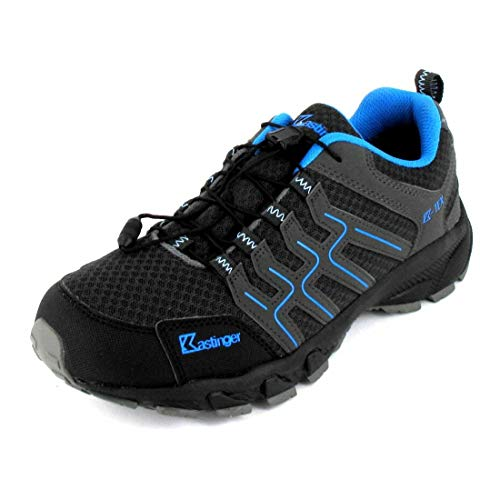 Kastinger Trekkingschuh Trailrunner Größe 42, Farbe: 219 Charcoal/Blue