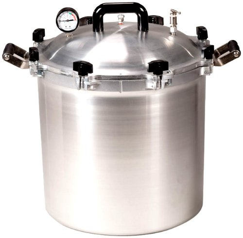 All-American 41 Quart Pressure Sterilizer