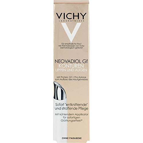 VICHY Neovadiol für Lippen und Augen Creme, 15 ml Creme