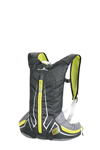Ferrino X-Track Running Backpack, Black, 8-Liter