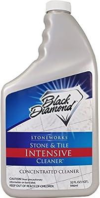 Stone & Tile Intensive Cleaner: Concentrated Deep Cleaner, Marble, Limestone, Travertine, Granite, Slate, Ceramic & Porcelain Tile. (1 Quart)