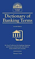 Dictionary of Banking Terms (Barron's Business Dictionaries)